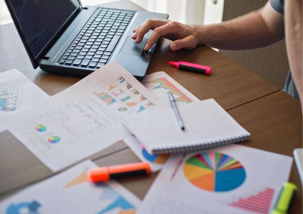 chart laptop bookkeeping consultant in south windsor connecticut