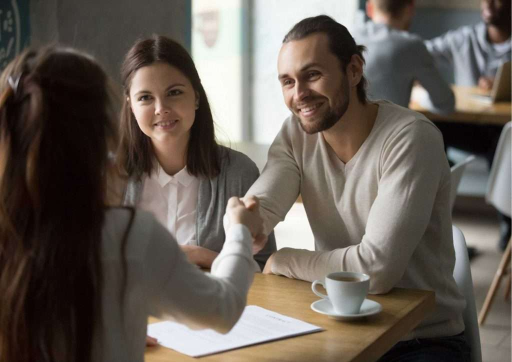 customer handshake business management consultant in south windsor connecticut