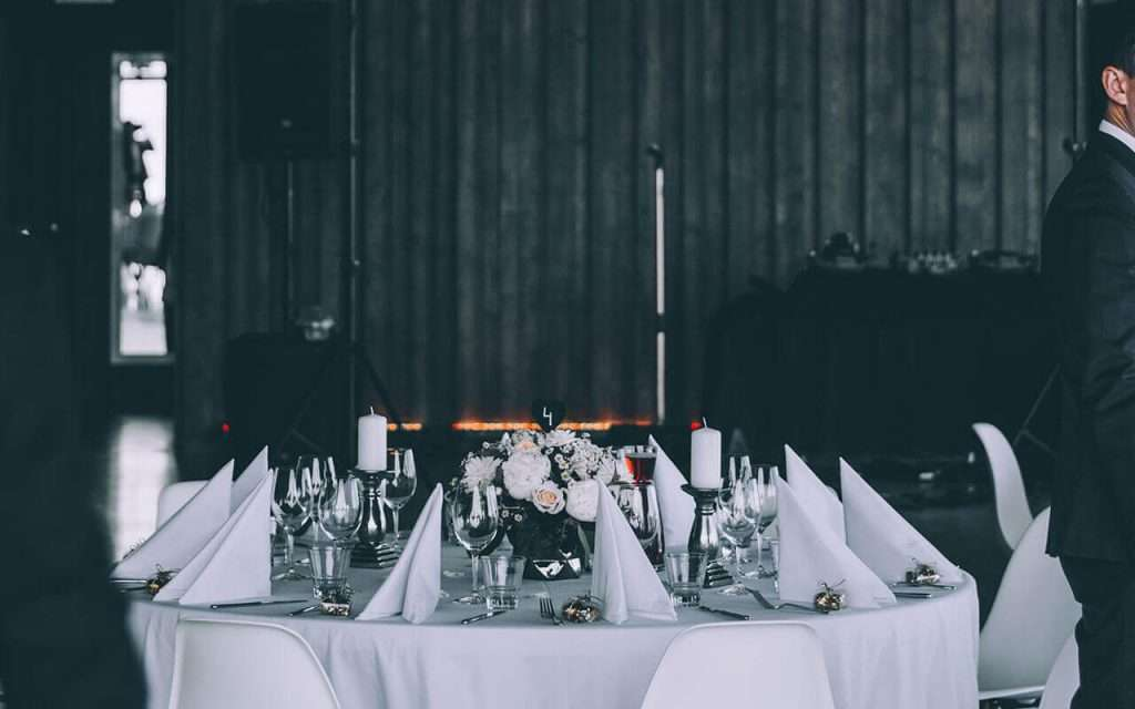 dinner table event planning in south windsor connecticut