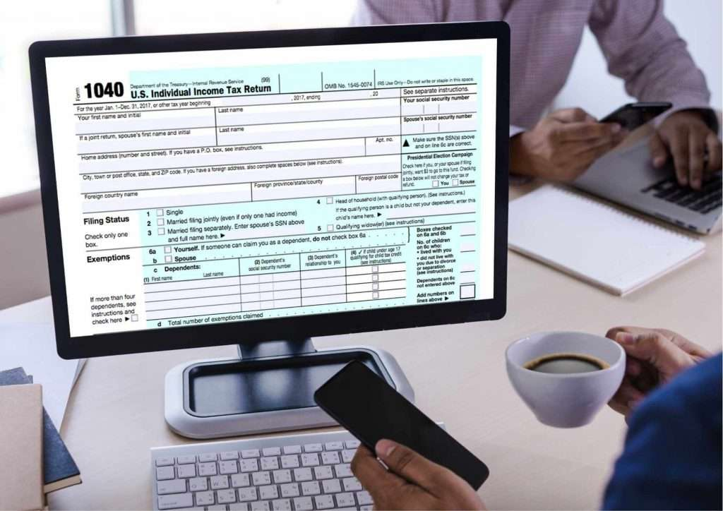 tax return form better bookkeeping in south windsor connecticut